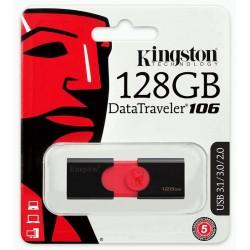 cle-usb30-128g-kingston-datatravel-dt106128gb