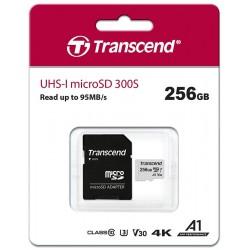 micro-sd-card-256go-ts256gusd300s-a-256-go-class-1