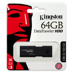 cle-usb30-64go-kingston-datatravel-dt100g364gb