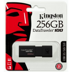 cle-usb3-256go-kingston-datatravel-dt100g3256gb