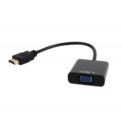 Adaptateur HDMI M vers VGA...