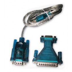 Adaptateur USB 2.0 / Série...