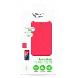 PowerBank Flash Color 7000...