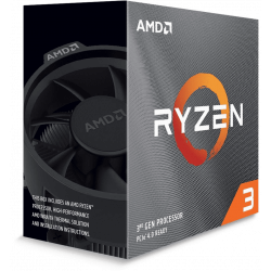 AMD Ryzen 3 3100 Wraith...