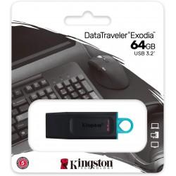 Clé USB DataTraveler EXODIA...