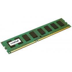 8 Go DDR3 1600 MHz Crucial