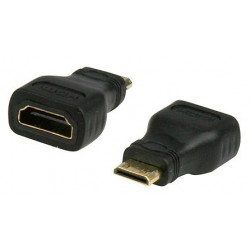 Adaptateur mini-HDMI (M)...