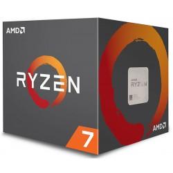 AMD Ryzen 7 2700X Wraith...