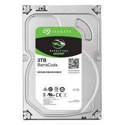 HDD Seagate BarraCuda 3 To
