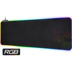 Tapis de souris RGB XXL -...